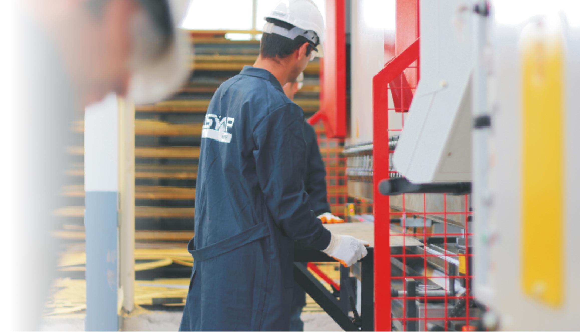 Osyap Fabrika İmalathane - Çorum Dörtçelik Konteyner Metal Pvc İnşaat