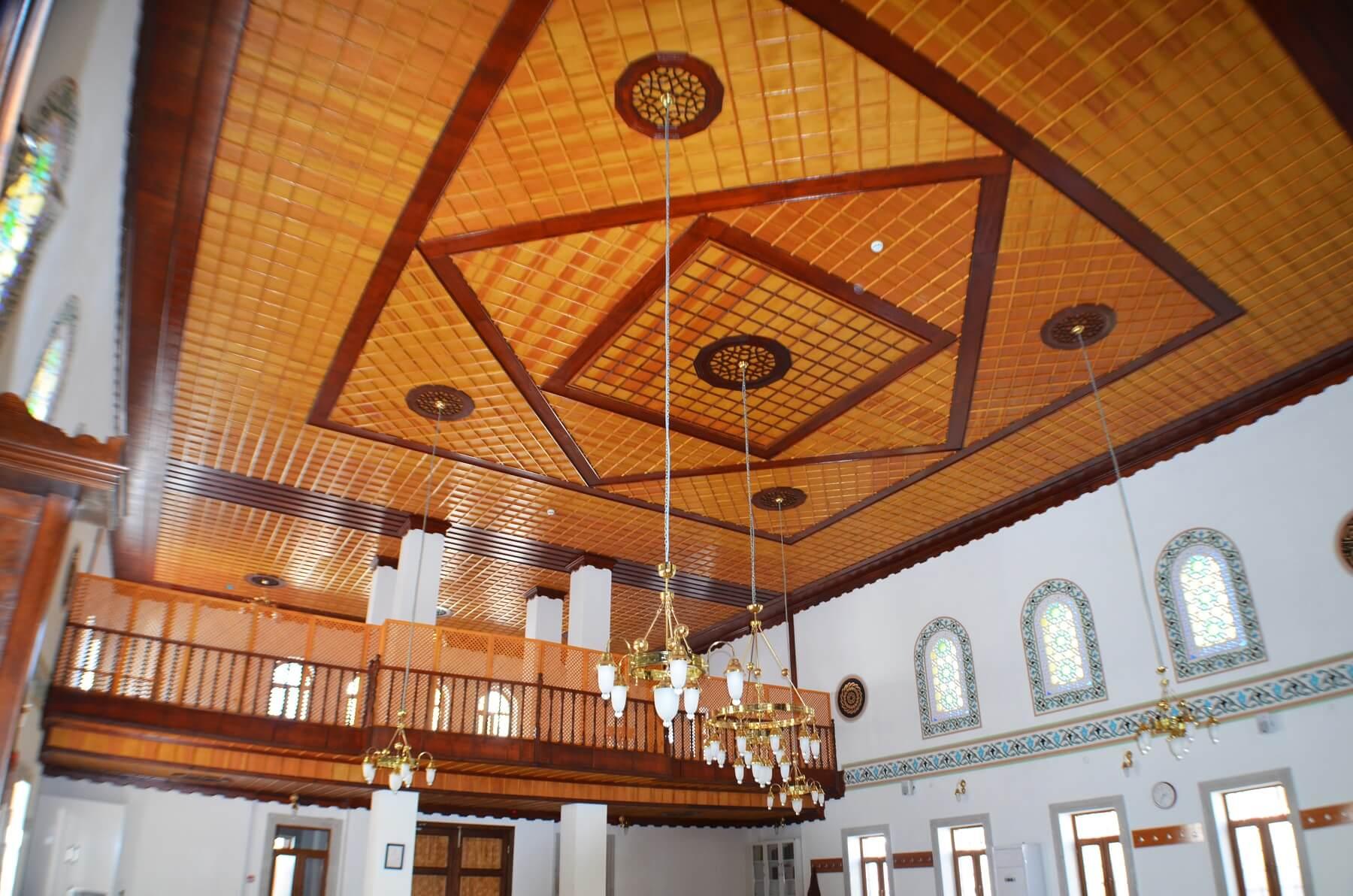 Yavuz Sultan Selim Mescidi - Çorum Dörtçelik Konteyner Metal Pvc İnşaat